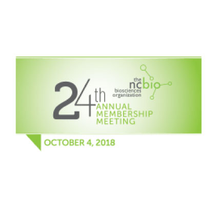 Join us at NCBIO's Annual Meeting Image