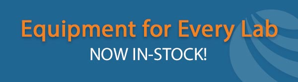 Now in Stock: Centrifuges, Ovens, Water Baths and More! Image