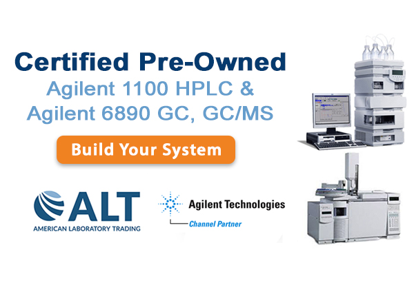 Build Your System: Agilent 1100 & 6890 Image